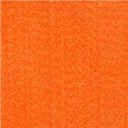 Rainbow Classicfelt 9 x12'' Craft Felt Cut Orange
