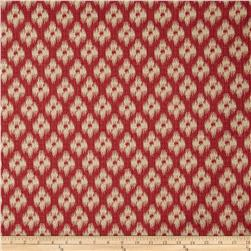 Covington Chester Jacquard Antique Red Fabric