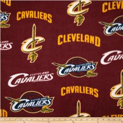 NBA Fleece Cleveland Cavaliers Toss