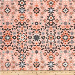 Jenean Morrison Silent Cinema Sateen Sunrise Orange