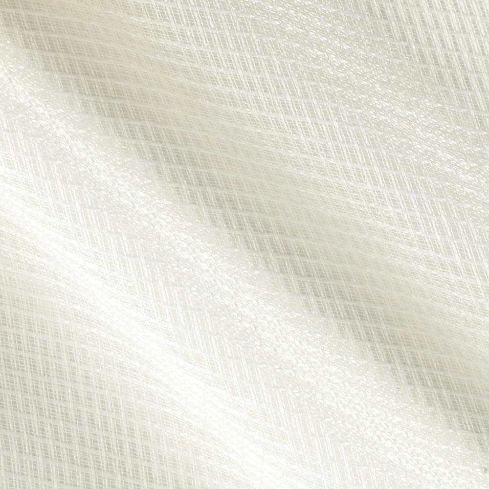 Eroica Check It Open Weave Sheer Natural