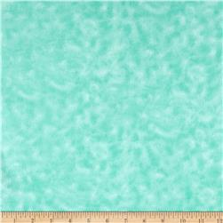 Comfy Flannel Swirl Teal Fabric