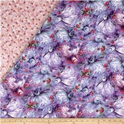 Tulle & Petals Double Sided Quilted Multi
