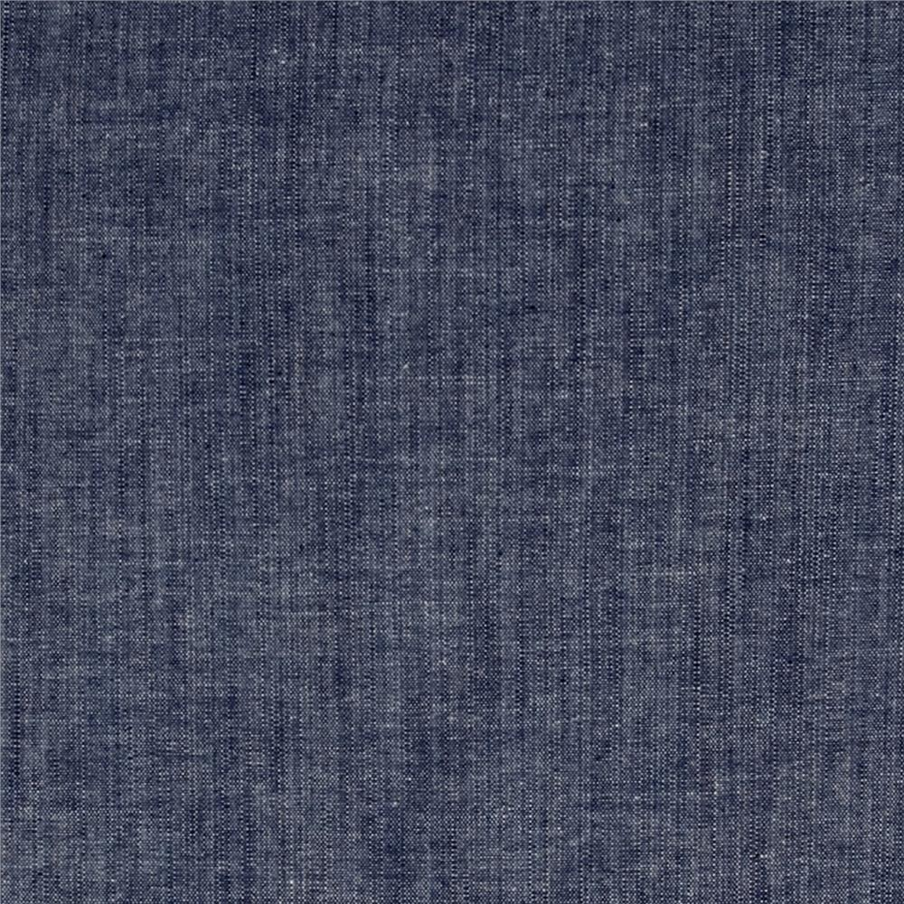 Kaufman Folsom Crossmatch Denim Indigo