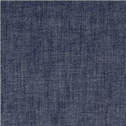 Robert Kaufman Folsom Crossmatch Denim Indigo
