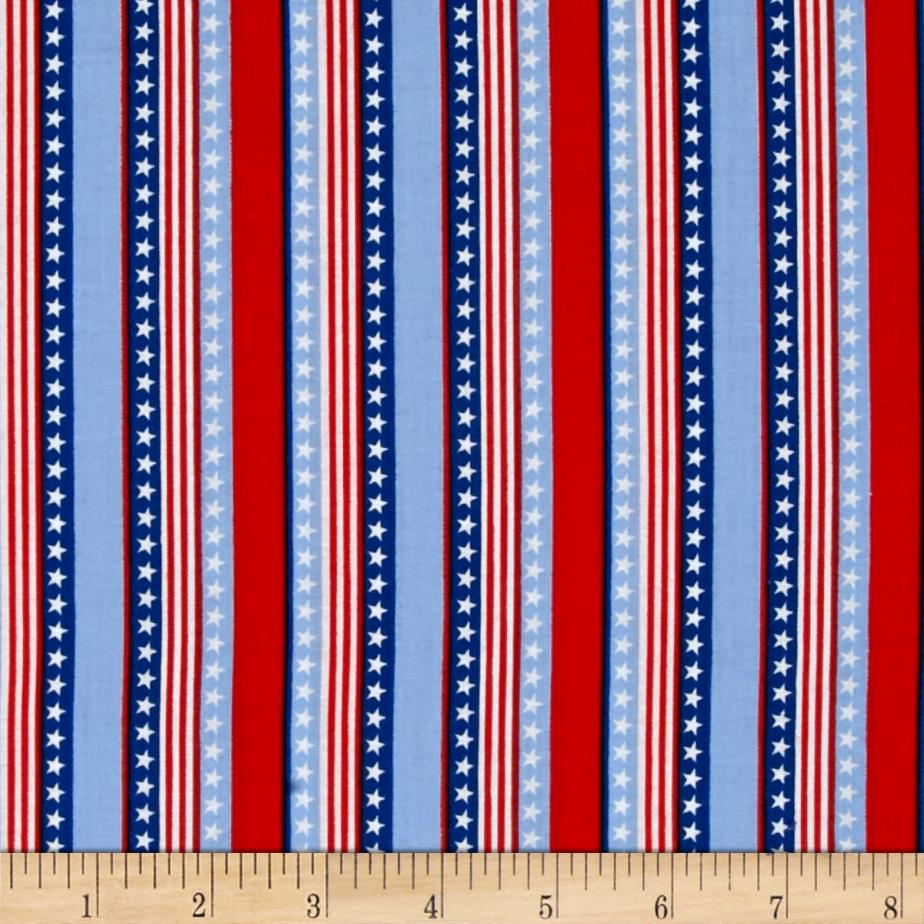 Stars And Stripes Blue