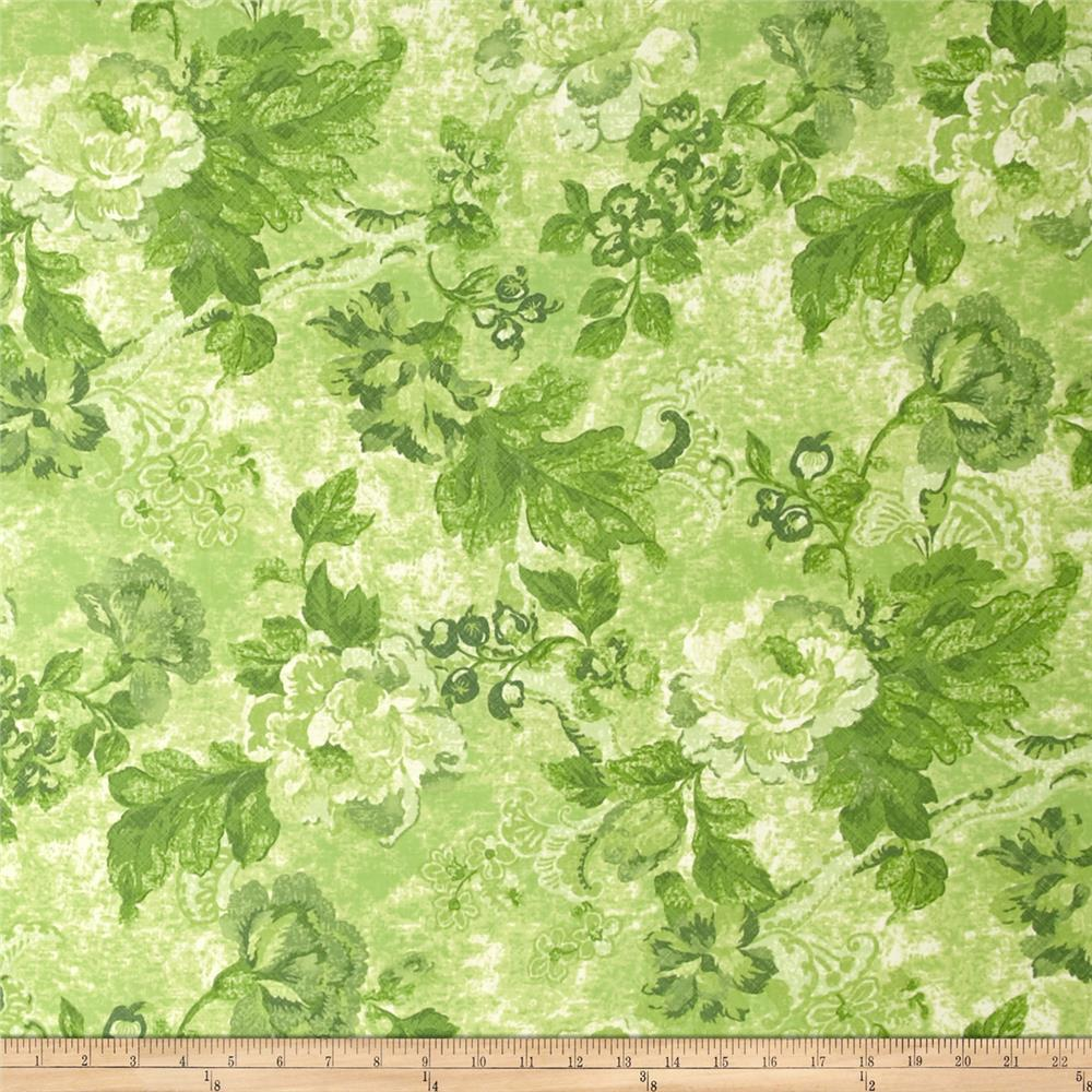 Tracy Porter Ardienne Tonal Floral Green