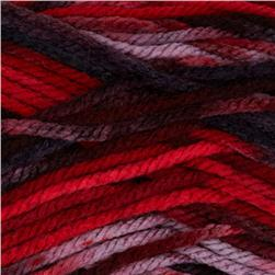 Deborah Norville Everyday Prints Yarn 10 Lava