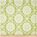 Riley Blake Priscilla Floral Ball Green