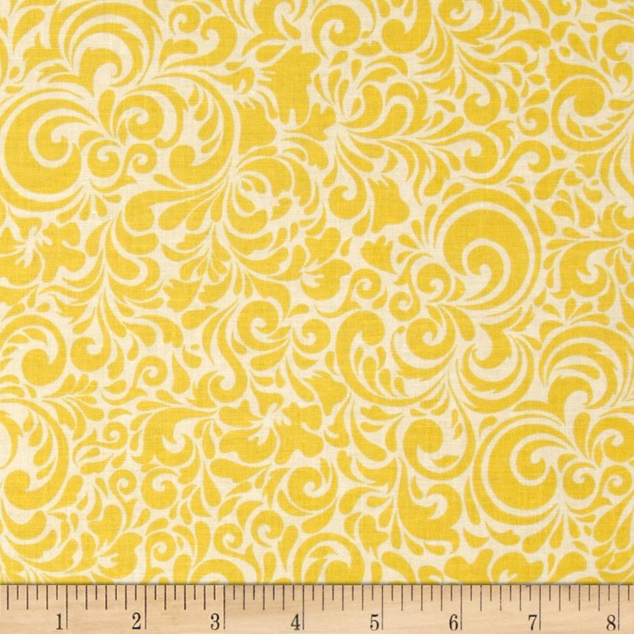 Riley Blake Summer Breeze Splash Yellow