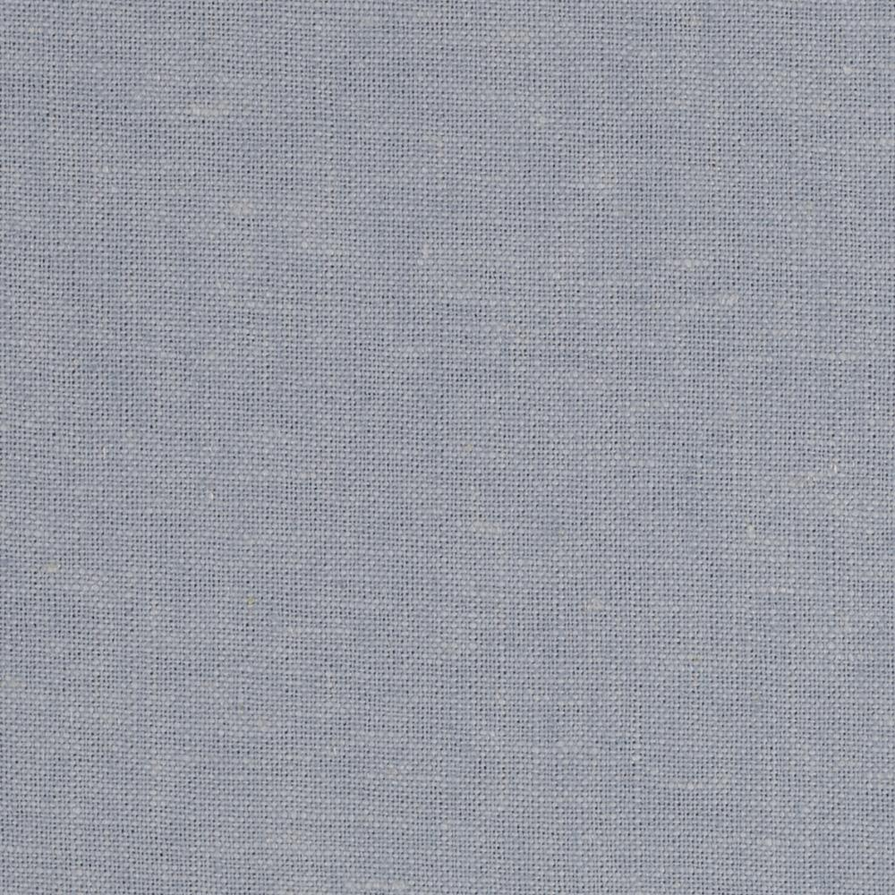 Kaufman Essex Yarn Dyed Linen Blend Chambray Blue Fabric By The Yard