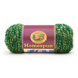 Lion Brand Homespun Yarn 604 Forest