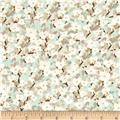 Moda Lullaby Bloom Cloud/Aqua