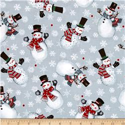 Frosty Fun Large Toss Light Gray