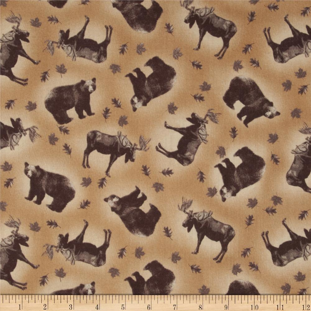 Moose And Bear Fabric https://www.fabric.com/buy/0285302/rustic-living-moose-bear-toss-dark-tan