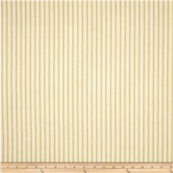 Magnolia Home Fashions Cottage Stripe Sage
