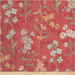 P Kaufmann Borde Hill Garden Blend Grenadine Fabric