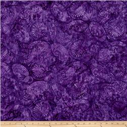 Bali Batiks Handpaints Parisols Grape