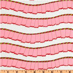 St. Ives Stripes Red/Pink