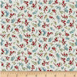 Sweet Shoppe Petite Nosegays White Multi