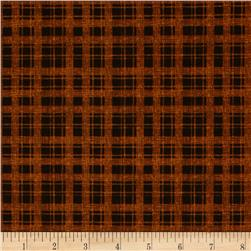 Harvest Song Plaid Russet