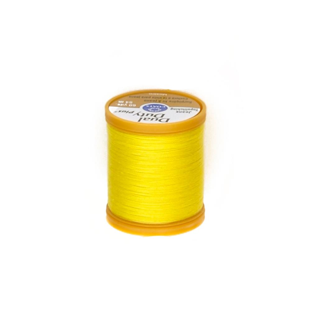 Dual Duty Plus Jeans & Topstitching Thread 60 YD Mimosa