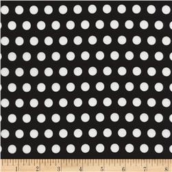 Timeless Treasures Tribeca Set Dot Black