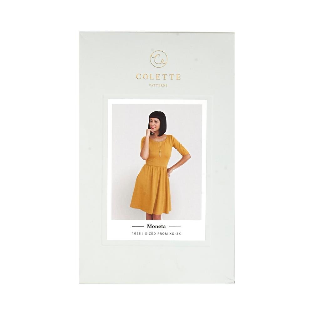 Colette Misses Moneta Dress Pattern