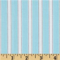 Susy Sunflower Signature Stripe Blue