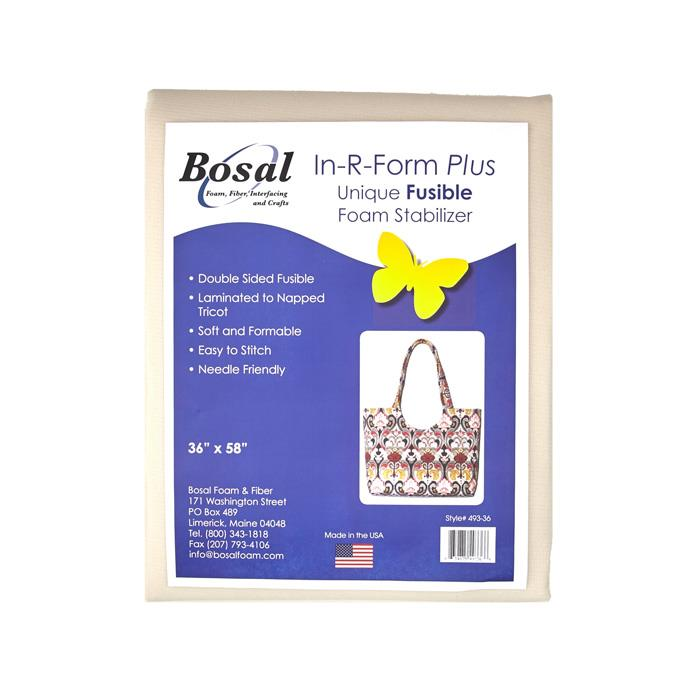 Bosal In-R-Form Double Sided Fusible 1 yard Foam
