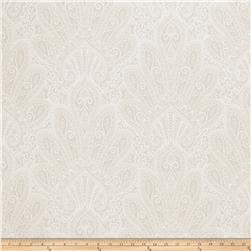 Fabricut 50097w Plumera Wallpaper Almond 01 (Double Roll)