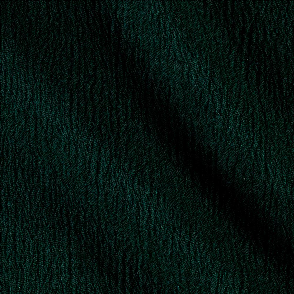 Island Breeze Gauze Hunter Green
