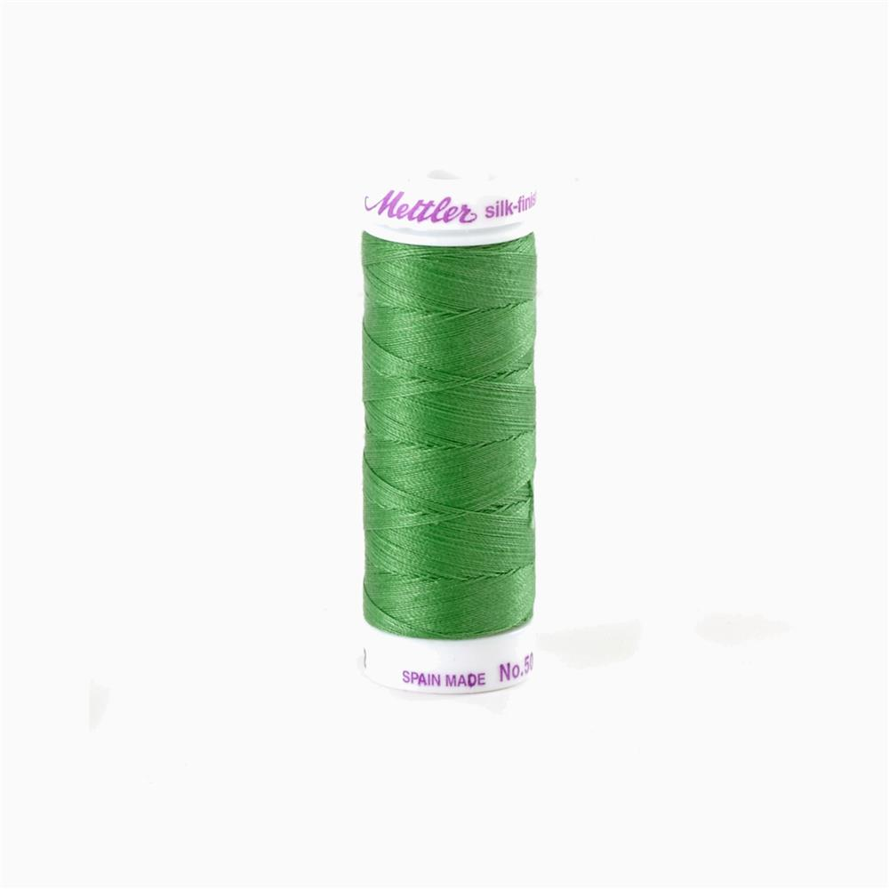 Mettler Cotton All Purpose Thread Bright Mint