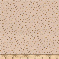 On Plumberry Lane Dots Beige