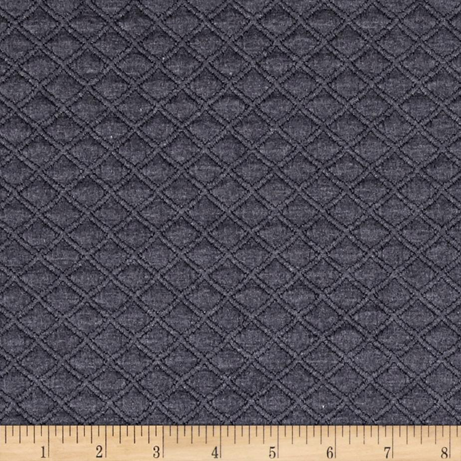 Telio Double Knit Quilt Patch Grey