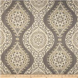 Waverly Moonlit Medallion Twill Mineral Fabric