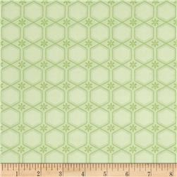 Sew Bee It Honeycomb Green