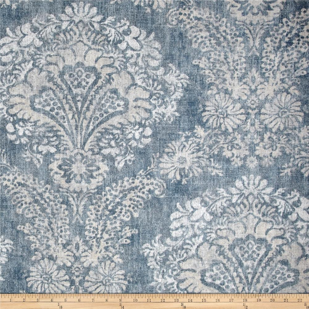 Magnolia Home Fashions Hamilton Denim Fabric