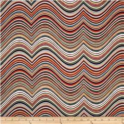Robert Kaufman Vantage Point Contour Stripe Multi