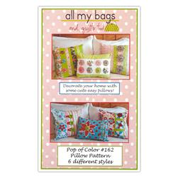 All My Bags & Quilts Too! Pop of