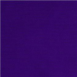 Activewear Nylon Spandex Solid Purple