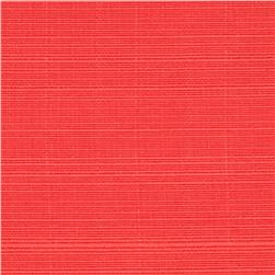 Terrasol Indoor/Outdoor Sunsetter Solid Watermelon Fabric