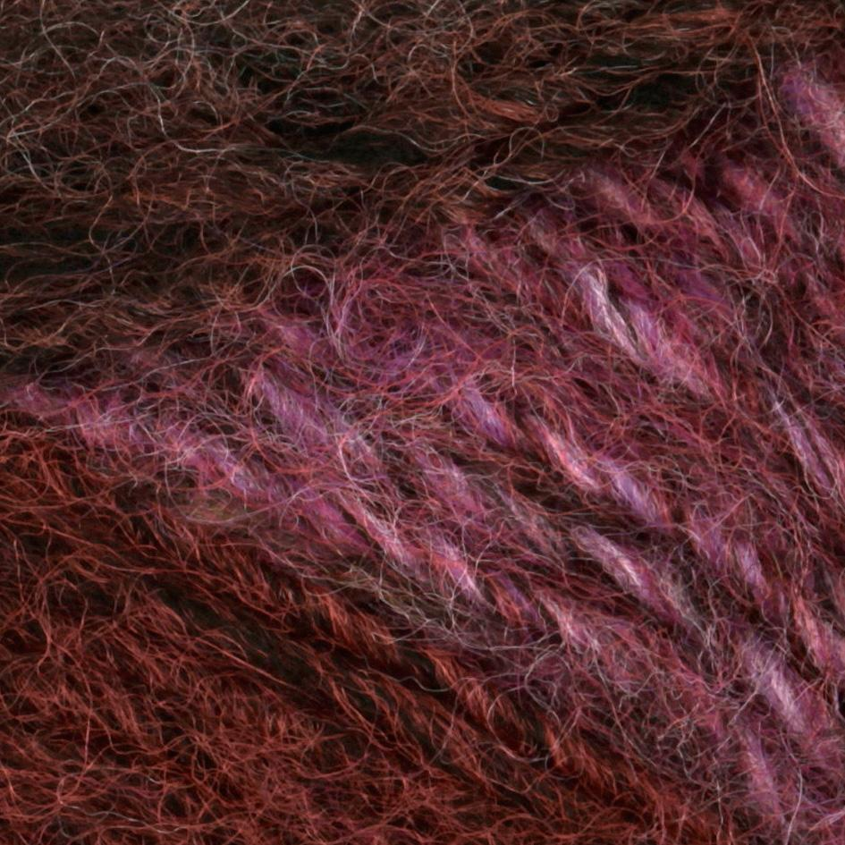 Lion Brand Amazing Yarn (218) Violets