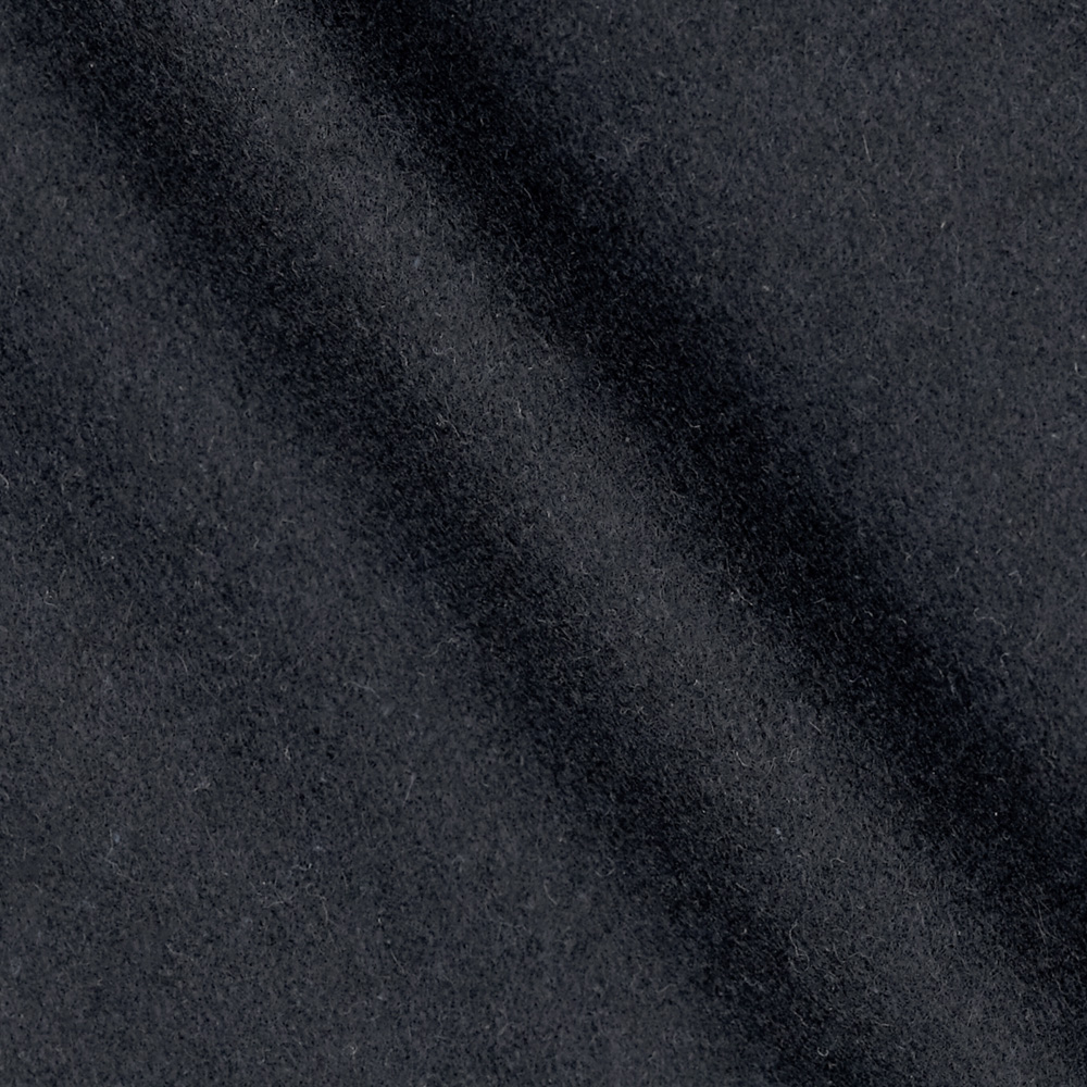 Fabric.com coupon: Telio Wool Blend Melton Navy