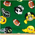 Collegiate Fleece University of Oregon Emojis