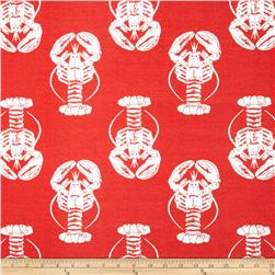 Premier Prints Indoor/Outdoor Lobster Calypso