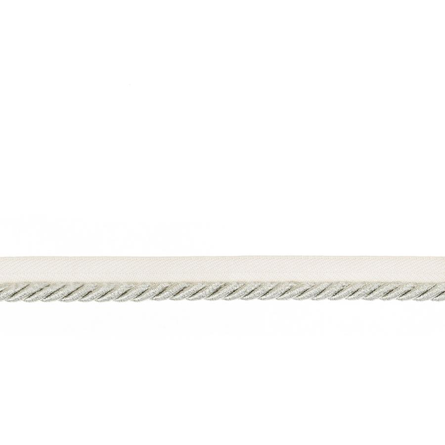 Fabricut Luster Cord Trim Brushed Silver