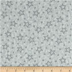 Moda Hugaboo Flannel Starry Huggable Grey