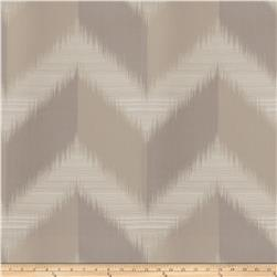 Fabricut Rasbora Chevron Faux Silk Shadow