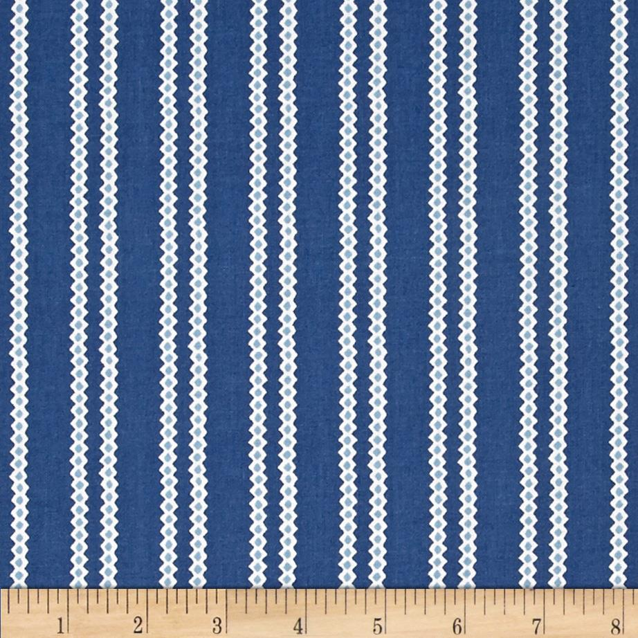 Ravena Stripe Navy